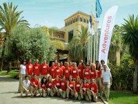 Exploramas team