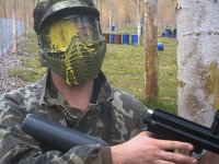 Stag/Hen do with paintball