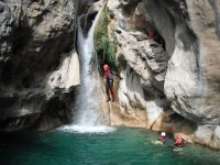 Enjoy canyoning in Málaga