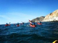 Alquiler de kayak doble toda la jornada