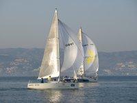 参加帆船赛,奖杯赛,短途旅行......