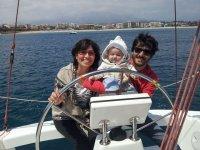 Navegar en el Mediterraneo