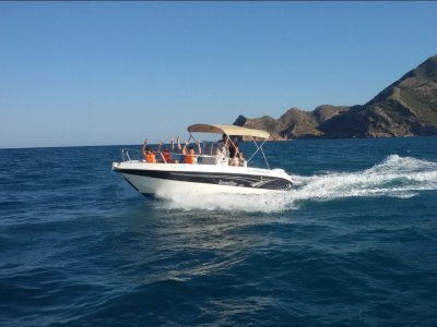 Albir Marina Paseos en Barco