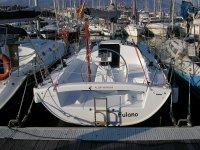 Barco Fulano esperando a la tripulacion