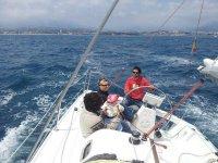 Excursión en barco para toda la familia
