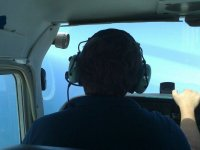 Flying in Almeria