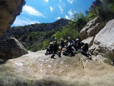 Canyoning with Accomodation in Huesca, May