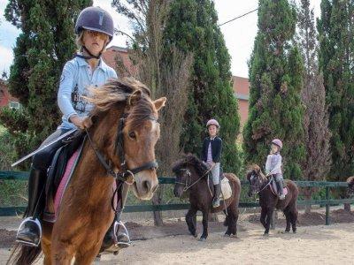 Pony Park Rutas a Caballo