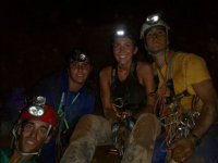 Caving in Nagueles