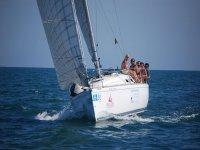 我们的帆船RO34