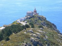 the Cape of Finisterre