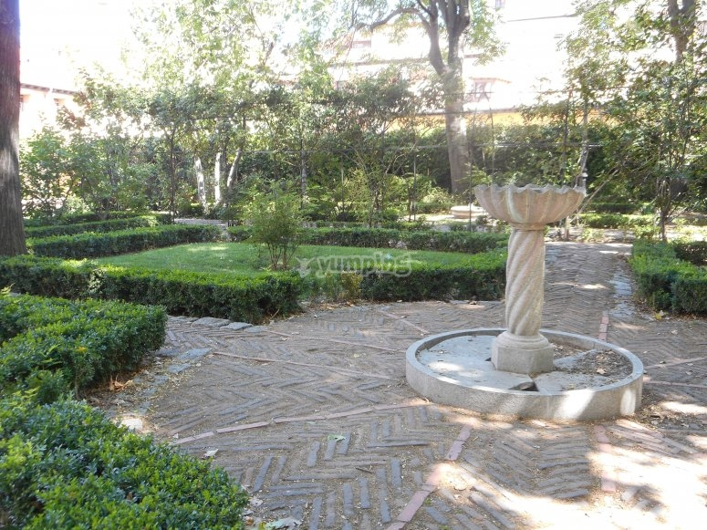 Jardín colgante