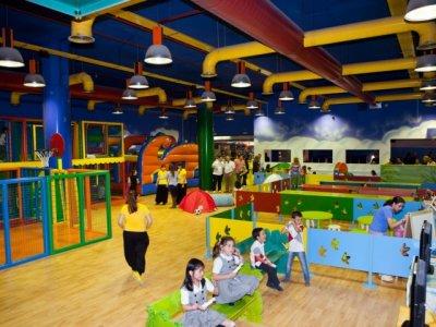 Parque Infantil Bichiños Megapark