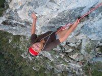 Salidas de escalada en Cantabria