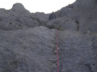 Get initiated into Climbing
