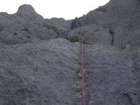 Corso di iniziazione arrampicata