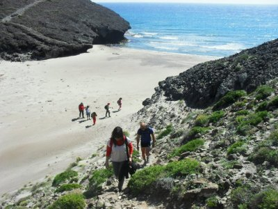 Hiking tour Cabo de Gata + picnic