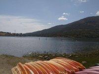 Canoeing Introduction Lozoya, 2 Hours