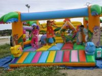 Try our bouncy castles