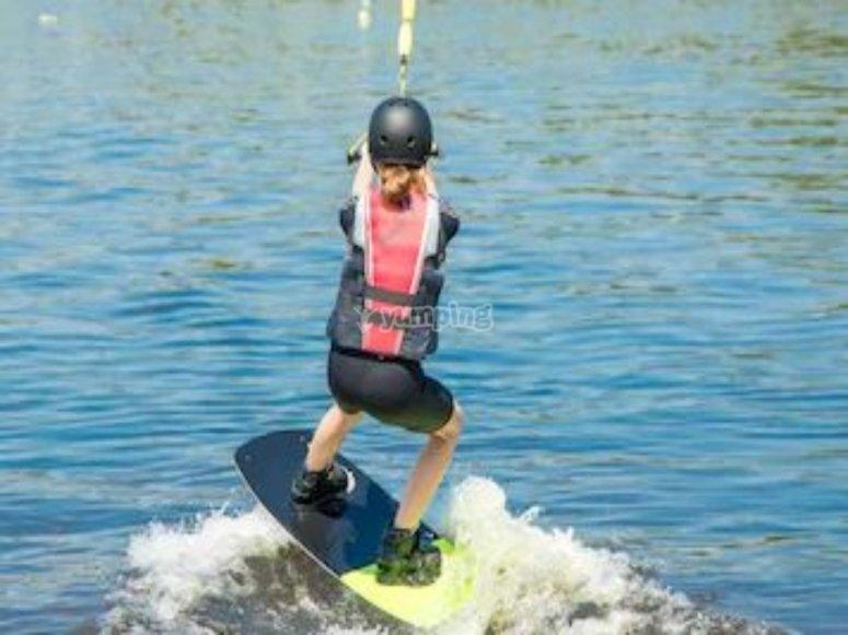 wakeboard alumno