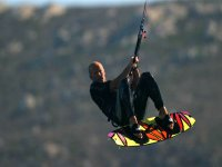 Doing kite