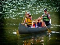 percorsi in canoa