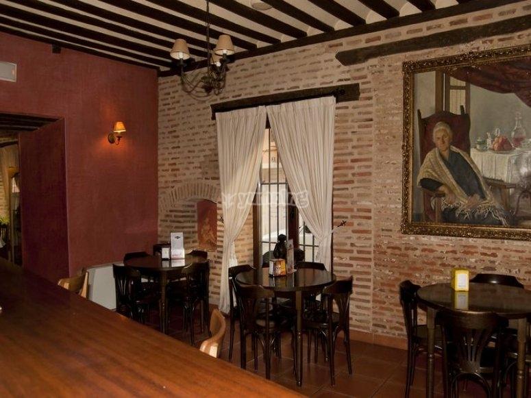 CTR Doña Elvira - bar