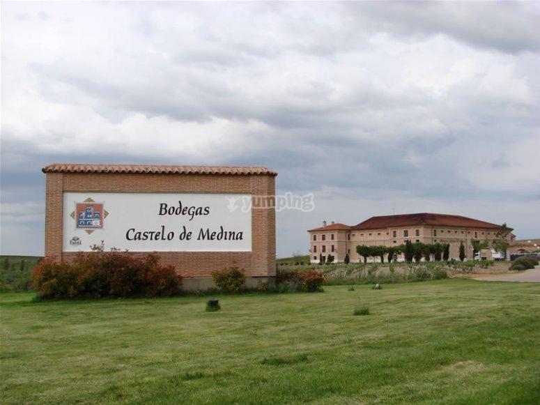 Bodegas Castelo - fachada