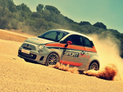 Abarth Racing Experience driving course
