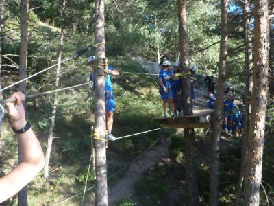Experiencia e Muntanya Tirolina