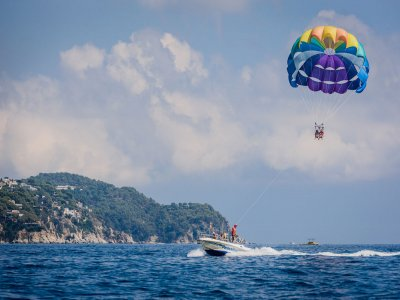 Water Sport Center Fenals Parascending