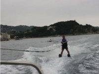 Enjoy speed on water