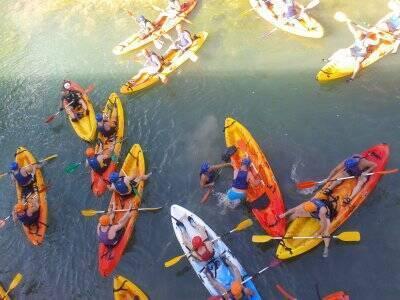 Cofrentes Turismo Activo Kayaks