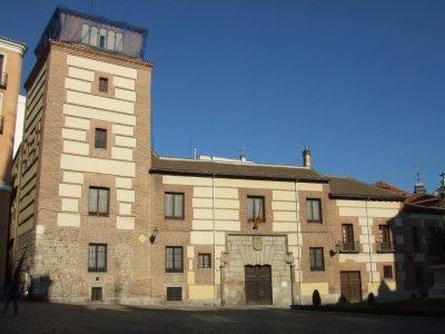Tour de misterios de la Corte Castellana Madrid