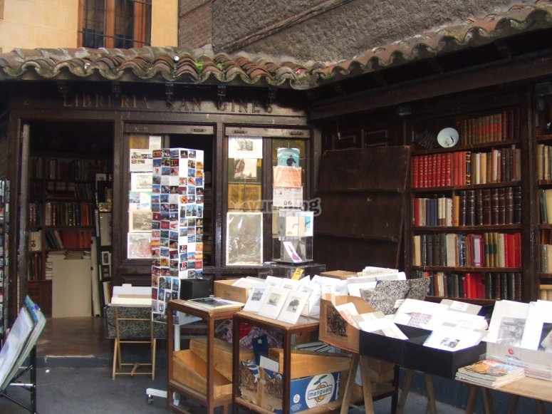 Antigua libreria