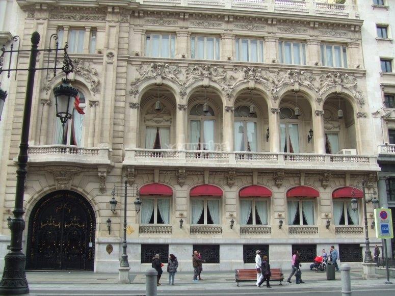 Casino of Madrid