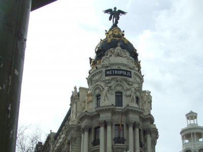Ruta guiada calle Alcalá y el ocio del S.XIX y XX