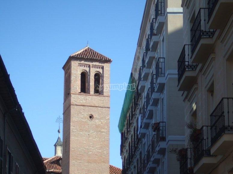 Torre de San Pedro el Viejo