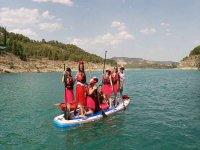 巨型桨冲浪