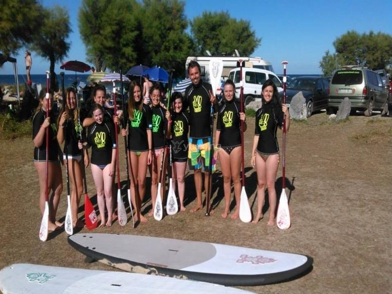 paddle surf en noja 2 horas