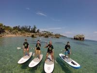 Clase de paddle surf  en Noja + fotos,  2 horas