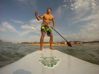 Giro in paddle surf + pernottamento a Noja