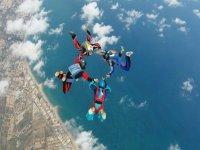 Skydiving in El Albir