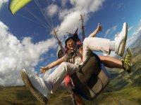双人滑翔伞