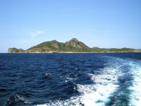Dragonera岛在后台