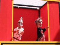 taller de marionetas