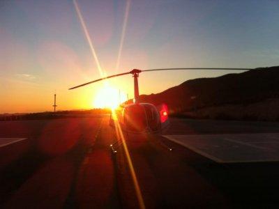 Monkey Rent Paseo en Helicóptero