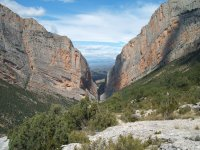 Kayak trip + trekking route in Montsec