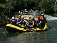 Rafting for groups in Cantabria