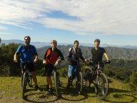 Tour in mountain bike di Malaga